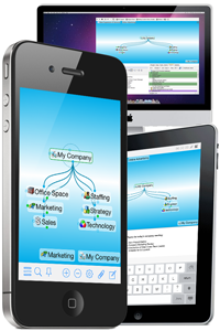 TheBrain for iPhone and iPad